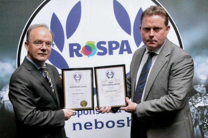 RoSPA Awards